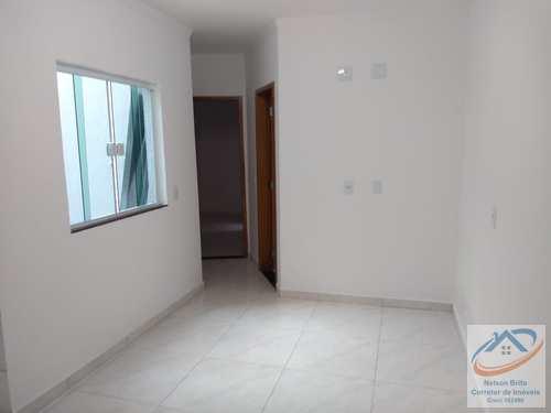 Apartamento, código 454 em Santo André, bairro Jardim Progresso