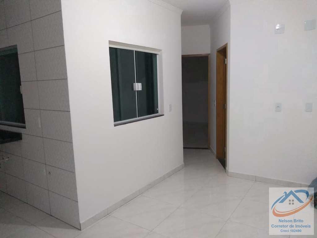 Apartamento em Santo André, no bairro Jardim Progresso