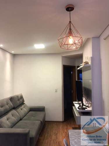 Apartamento, código 457 em Santo André, bairro Vila Príncipe de Gales