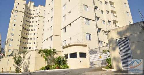 Apartamento, código 459 em Santo André, bairro Vila Palmares