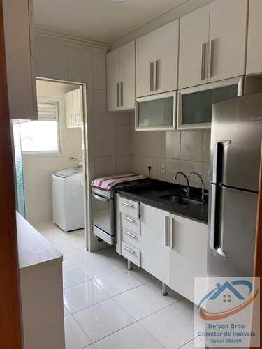 Apartamento, código 499 em Santo André, bairro Vila Príncipe de Gales