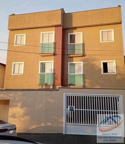 Apartamento, código 521 em Santo André, bairro Jardim Stella