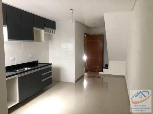 Apartamento, código 527 em Santo André, bairro Parque das Nações