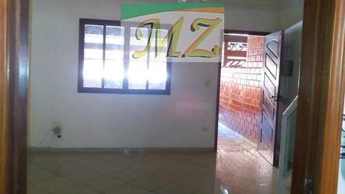 Sobrado, código 1495 em São Vicente, bairro Vila Voturua