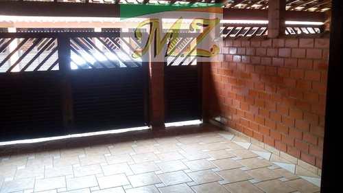 Sobrado, código 5 em São Vicente, bairro Vila Voturua