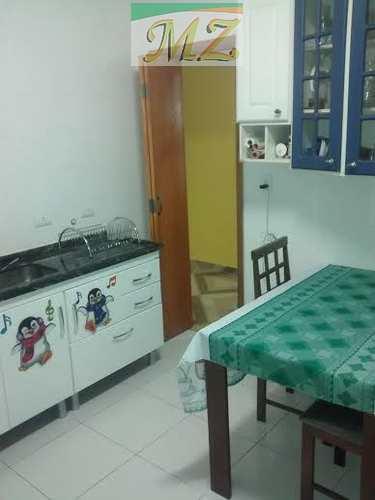 Sobrado, código 20 em São Vicente, bairro Vila Cascatinha