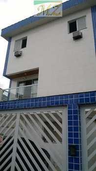 Sobrado, código 21 em Santos, bairro Vila Mathias
