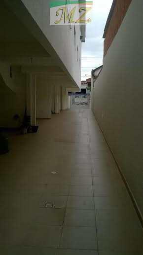Sobrado em Santos, bairro Vila Mathias