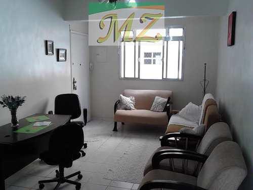 Apartamento, código 1416 em São Vicente, bairro Itararé
