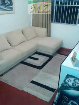 Apartamento, código 23 em São Vicente, bairro Jardim Independência