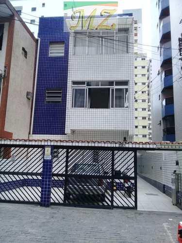 Apartamento, código 25 em São Vicente, bairro Itararé