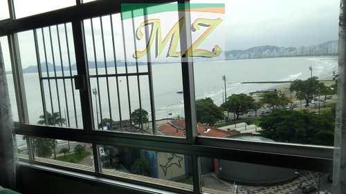 Apartamento, código 1503 em Santos, bairro Ponta da Praia