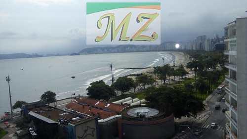 Apartamento, código 29 em Santos, bairro Ponta da Praia