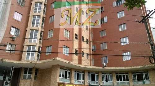 Apartamento, código 1608 em São Vicente, bairro Centro