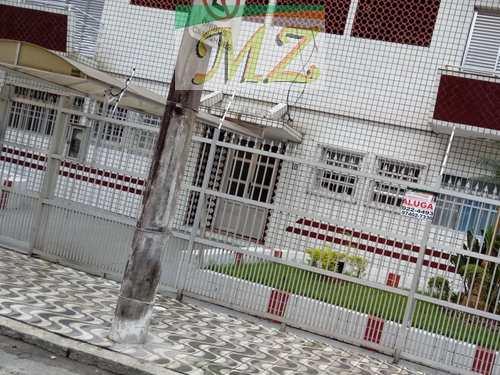 Apartamento, código 1611 em São Vicente, bairro Itararé