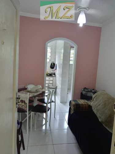 Apartamento, código 1616 em São Vicente, bairro Itararé