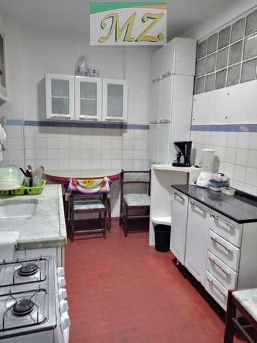 Apartamento, código 1622 em Santos, bairro José Menino