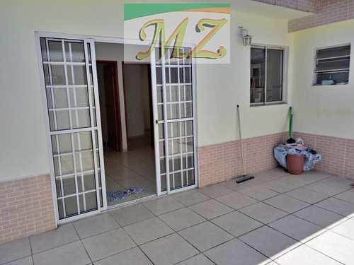Casa, código 1629 em São Vicente, bairro Vila Voturua