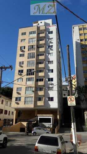 Apartamento, código 1641 em Santos, bairro José Menino