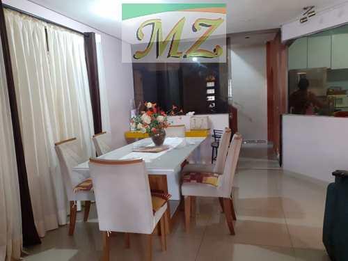 Casa, código 1646 em Santos, bairro Santa Maria