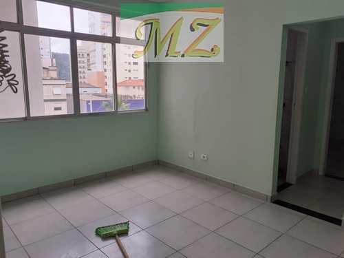 Apartamento, código 1648 em São Vicente, bairro Itararé