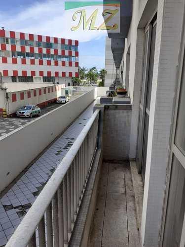 Apartamento, código 1650 em Santos, bairro José Menino