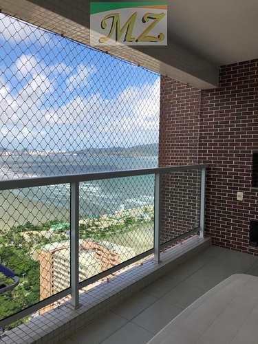 Apartamento, código 1663 em Santos, bairro José Menino
