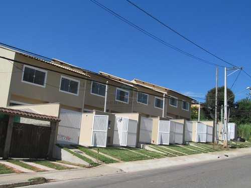 Casa, código 80 em São Gonçalo, bairro Maria Paula