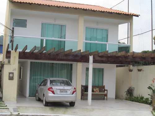 Casa de Condomínio, código 118 em Niterói, bairro Várzea das Moças