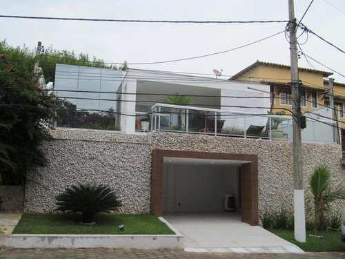 Casa de Condomínio, código 122 em Niterói, bairro Várzea das Moças