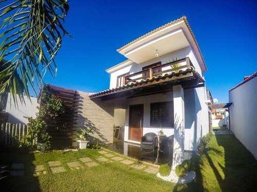 Casa de Condomínio, código 142 em Maricá, bairro Itapeba