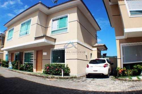 Casa de Condomínio, código 182 em Niterói, bairro Itaipu