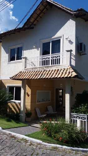 Casa de Condomínio, código 273 em Niterói, bairro Maria Paula