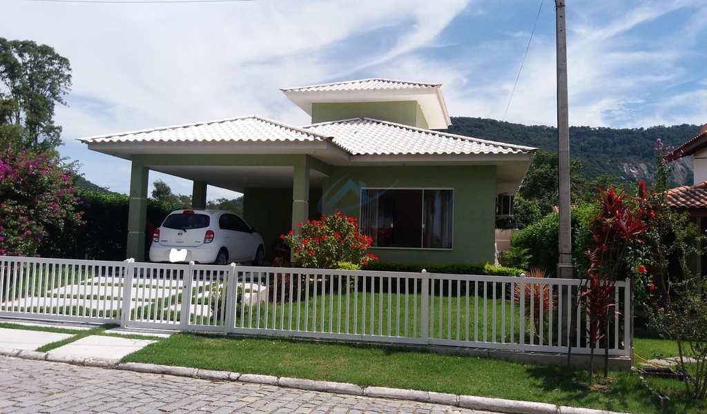 Casa de Condomínio em Maricá, bairro São José do Imbassaí