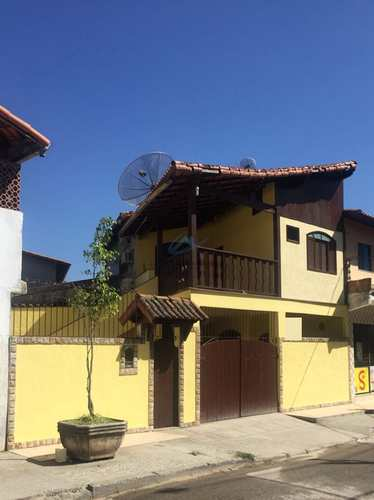 Casa, código 338 em São Gonçalo, bairro Ipiíba
