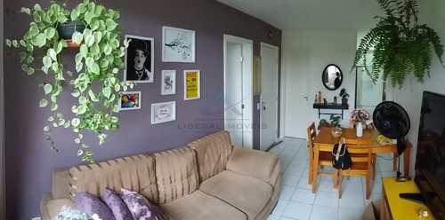 Apartamento, código 355 em São Gonçalo, bairro Maria Paula
