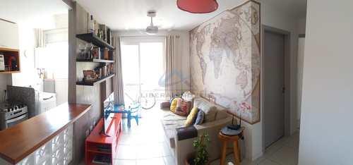 Apartamento, código 380 em São Gonçalo, bairro Maria Paula