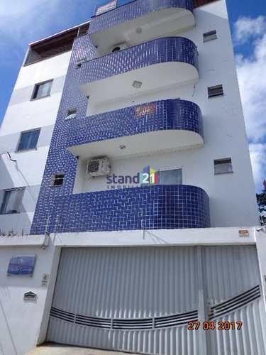 Apartamento, código 34 em Itabuna, bairro Mangabinha
