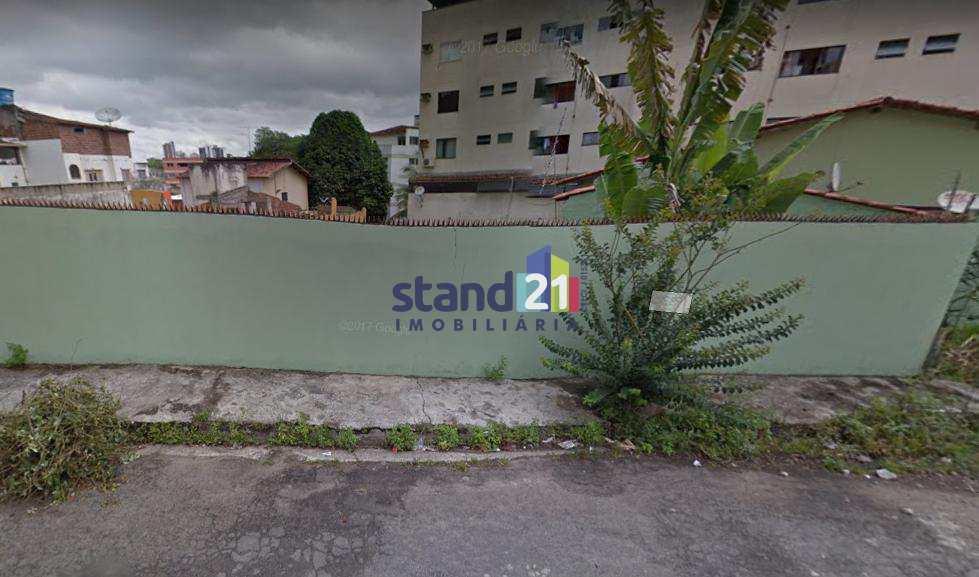Terreno em Itabuna, no bairro Zildolândia
