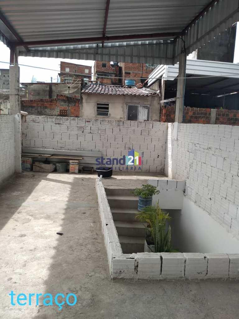 Casa em Itabuna, no bairro Mangabinha