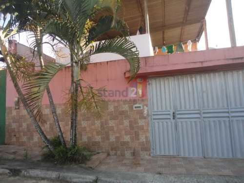 Casa, código 85 em Itabuna, bairro Urbis IV