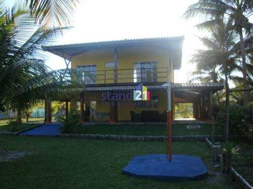 Casa, código 106 em Ilhéus, bairro Olivença