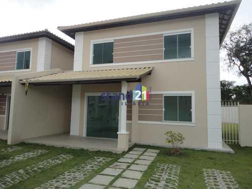 Casa de Condomínio, código 112 em Itabuna, bairro Condomínio Fechado