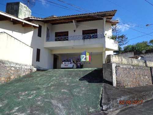 Casa, código 127 em Itabuna, bairro Centro