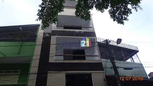 Apartamento, código 212 em Itabuna, bairro São Roque