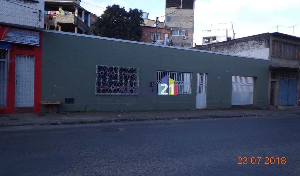 Casa em Itabuna, bairro Pontalzinho