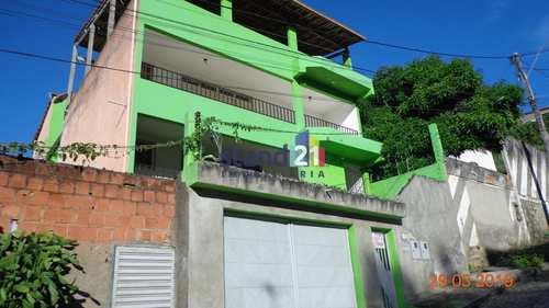 Apartamento, código 325 em Itabuna, bairro Castália