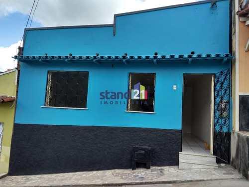 Casa, código 334 em Itabuna, bairro Nossa Senhora de Fátima