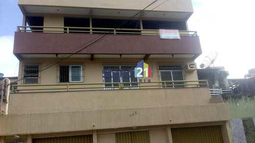 Apartamento, código 347 em Itabuna, bairro Santo Antônio