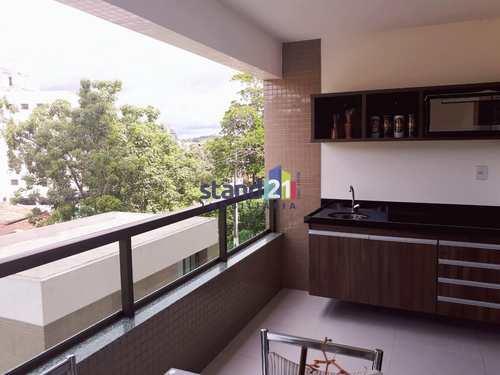 Apartamento, código 349 em Itabuna, bairro Jardim Vitória